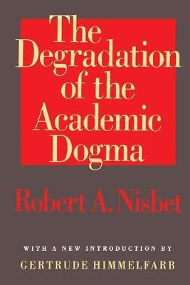 The Degradation of the Academic Dogma by Egon Friedell image
