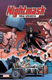 Nightmask: New Universe by Archie Goodwin