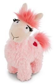 """Nici: Llama Love (Pink) - 9"""" Plush"""