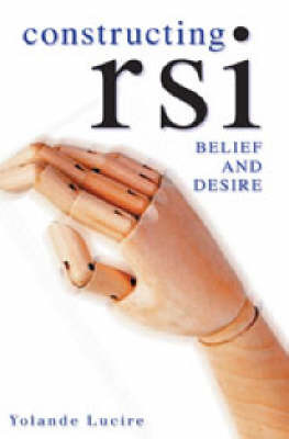 Constructing RSI: Belief and Desire by Yolande Lucire image