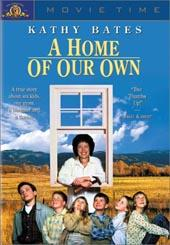 A Home of Our Own on DVD