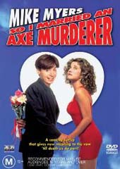 So I Married An Axe Murderer on DVD
