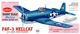 F6F-3 Hellcat 1:16 Balsa Model Kit