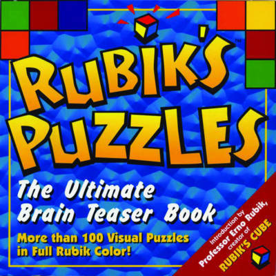 Rubik's Puzzles by Albie Fiore
