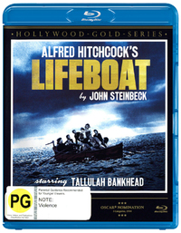 Lifeboat on Blu-ray