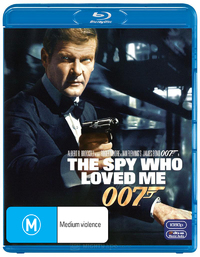 The Spy Who Loved Me (2012 Version) on Blu-ray