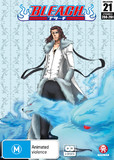 Bleach - Collection 21 DVD