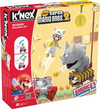 K'Nex Super Mario Enemies - Reznor Building Set