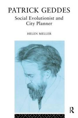 Patrick Geddes by Helen Meller image