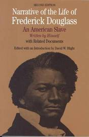 Narrative of the Life of Frederick Douglass by David W Blight image