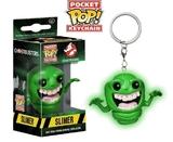 Ghostbusters: Slimer (Glow) - Pocket Pop! Key Chain