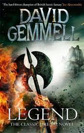 Legend (Drenai #1) by David Gemmell