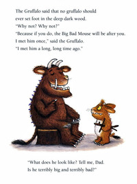 The Gruffalo's Child by Julia Donaldson image