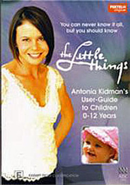 Little Things, The: Box Set (3 Disc) on DVD