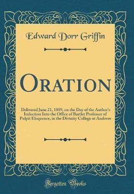 Oration by Edward Dorr Griffin image