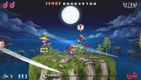 Prinny 2: Dawn of Operation Panties, Dood! screenshot