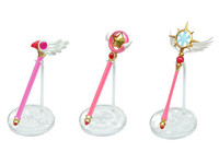 Cardcaptor Sakura: Stand Wand - Mini Replica (Blind Box)