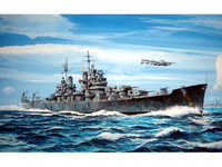 Trumpeter 1/700 USS Baltimore CA-68 1943 - Scale Model