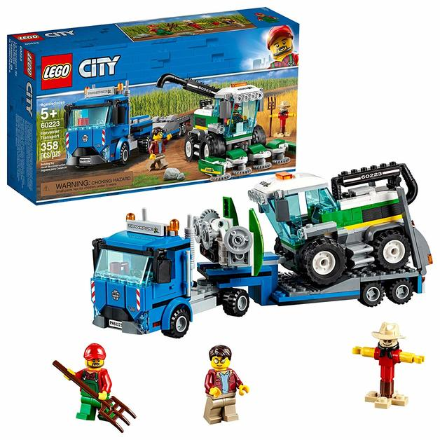 LEGO City: Harvester Transport (60223)