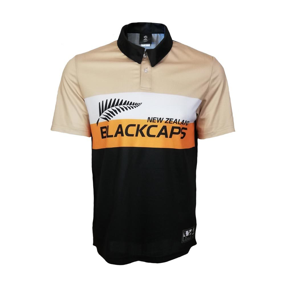 Blackcaps Supporters Polo (Medium) image