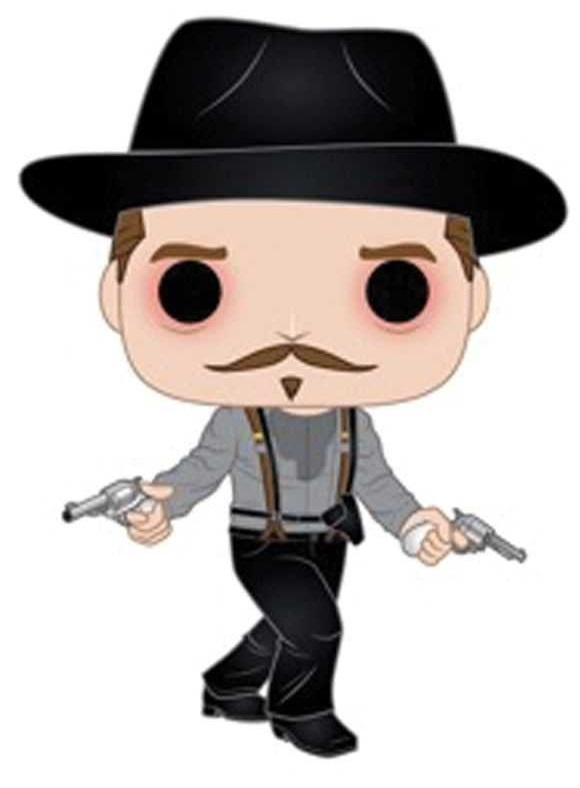 Tombstone - Doc Holliday (Standoff) Pop! Vinyl Figure image