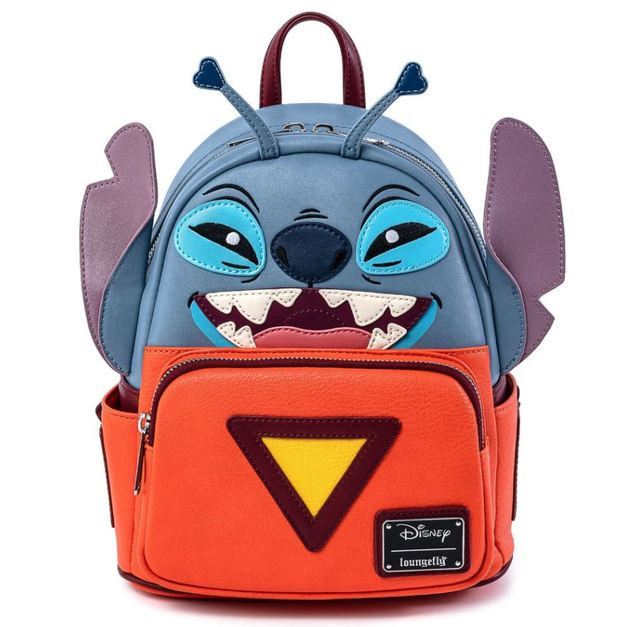 Loungefly: Lilo And Stitch - Experiment 626 Mini Backpack