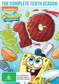 Spongebob Squarepants: Season 10 on DVD