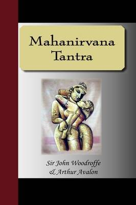 Mahanirvana Tantra by Sir John Woodroffe image