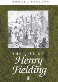 The Life of Henry Fielding by Ronald Paulson image