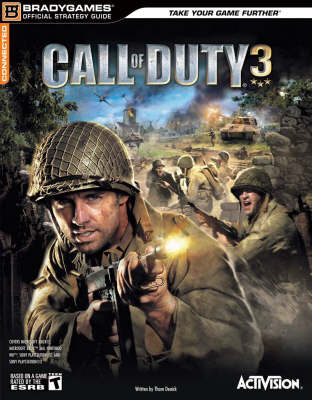 """Call of Duty"" 3: Official Strategy Guide by Thom Denick image"