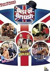 Best Of British Collection 2 on DVD