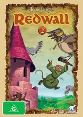 Redwall: Vol 2 on DVD