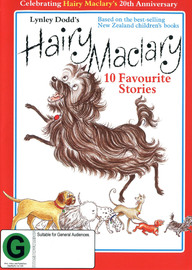 Hairy Maclary on DVD image