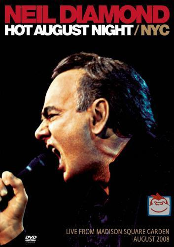 Neil Diamond - Hot August Night / NYC on Blu-ray