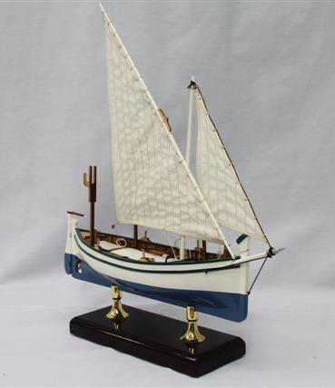 Artesania Latina Longboat Palma Nova Llaud 1:20 Wooden Model Kit