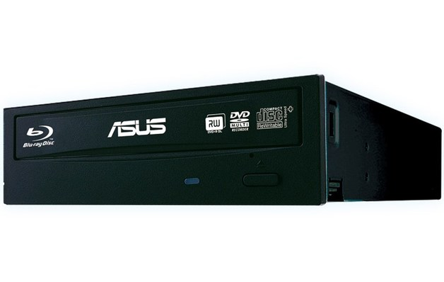 Asus Blu-Ray Reader and DVD-RW