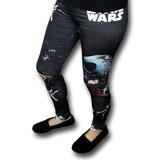 Star Wars Ship Battle Leggings (Large)