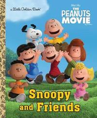 Snoopy and Friends by Golden Books
