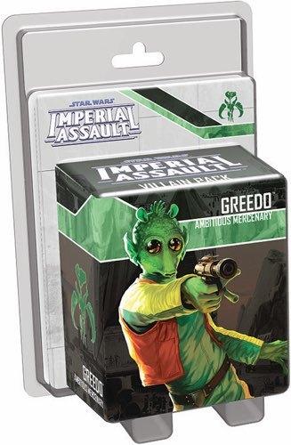 Star Wars: Imperial Assault: Greedo - Villain Pack