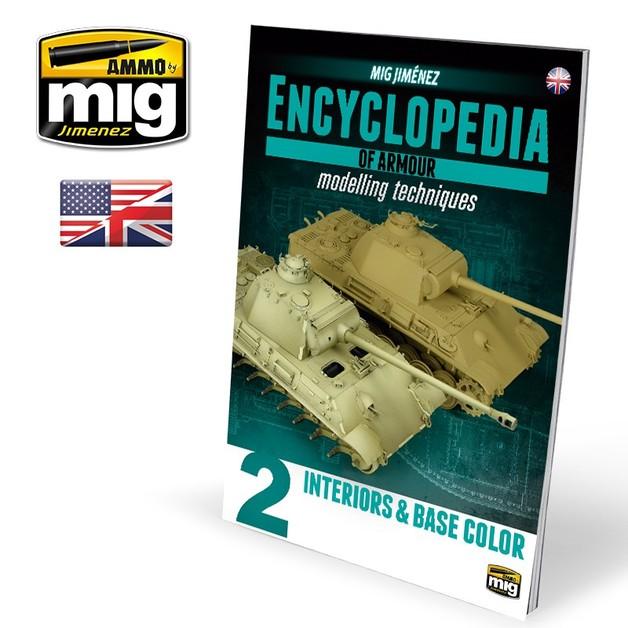Encyclopedia of Armour Vol 2: Interiors & Base Colour