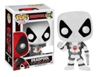 Deadpool - Thumbs Up (B&W) Pop! Vinyl Figure