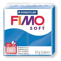 Staedtler Fimo Soft Modelling Clay Block - Pacific Blue (56g)