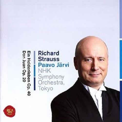 R. Strauss: Ein Heldenleben & Don Juan image