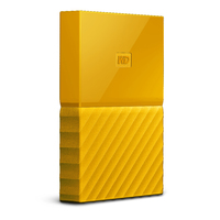4TB WD My Passport Ultra (Yellow)