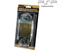 PSP Slim & Lite Ultra Slim Crystal Case and Stand 2in1 for PSP image