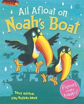All Afloat on Noah's Boat by Tony Mitton image