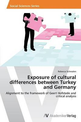 Exposure of Cultural Differences Between Turkey and Germany by Schmalen Rebecca image