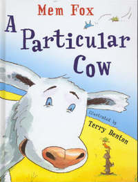 A Particular Cow, by Mem Fox image
