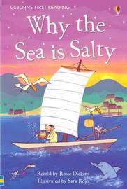 Why is the Sea Salty? by Rosie Dickins