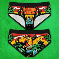 Period Panties - Jurassic Period (Small)